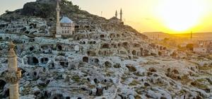 Dünyanın en büyük yamaç yerleşim alanından kartpostallık fotoğraflar Kayaşehir fotoğraf tutkunlarının yeni mekanı oldu