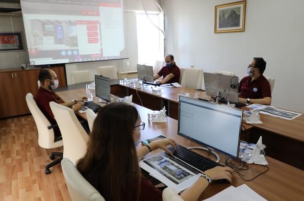 Sanal Fuar'da Bartın Üniversitesi standına yoğun ilgi
