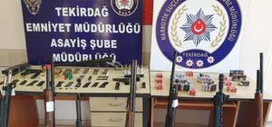 Özel harekat ve helikopter destekli operasyon: 7 gözaltı