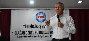Bitlis'te işçilere hizmet edecek yeni bir sendika kuruldu
