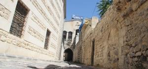 Kilis'in dar sokakları tarih kokuyor