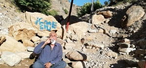 Sason'daki şifalı su turizmi koronaya takıldı