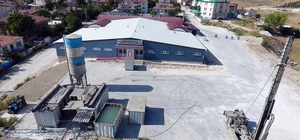 Jeotermal kaplıca pandemi kurallarına uygun hizmet veriyor Jeotermal kaplıca 'jet grout' teknolojisi ile güçlendiriliyor