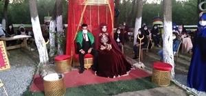 Tutak'ta düğün ve nişan törenlerinde korona virüs denetimi