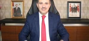 """Başkan Altınsoy: """"Hükümetimiz dirayetli yönetimi ile dimdik ayaktadır"""""""