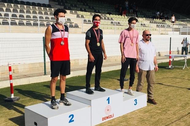 Yunusemreli atletizmcilerden büyük başarı