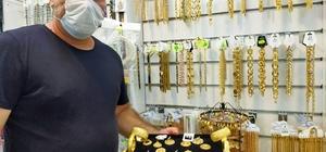 Duyan koşuyor, gerçeğinden farksız Altın fiyatları uçtu, düğünlerin gözdesi imitasyon altınlar oldu