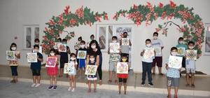 Tarsus'ta çocuklar, yaz atölyeleri ile sosyalleşecek