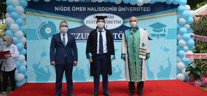 Niğde Ömer Halisdemir Üniversitesi'nden 3 bin 166 öğrenci mezun oldu