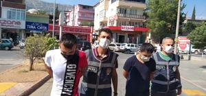 Kahramanmaraş'ta hırsızlık yapan 2 kişi tutuklandı