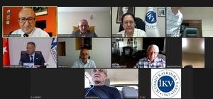 İKV Yönetim Kurulu toplantısı gerçekleştirildi