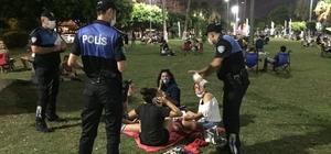 Mersin'de vatandaşlar Covid-19'a karşı bilgilendirilmeye devam ediliyor