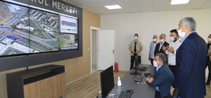Şanlıurfa'da akıllı ulaşım sistemi  kuruldu