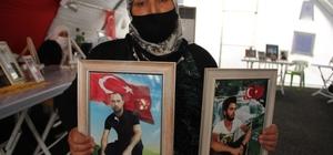 """Evlat nöbeti tutan ailelerden Cemil Bayık'ın öldüğü iddiası değerlendirmesi HDP önünde evlat nöbeti tutan Necibe Çiftçi: """"Bayık eğer ölmemişse de inşallah ölecek"""""""