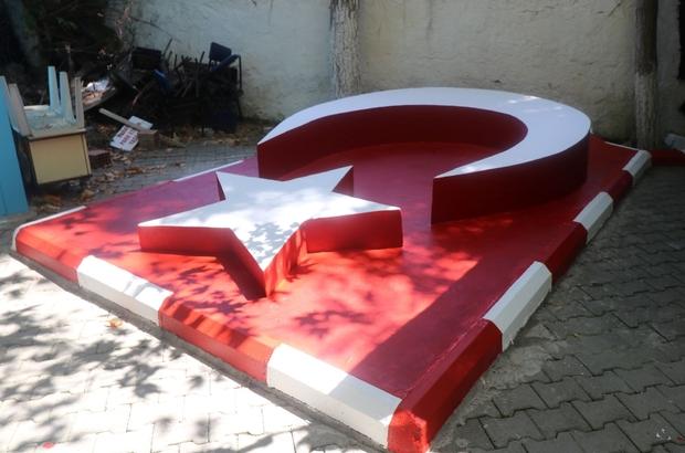 Turgutlu Belediyesi ekiplerinden Çepnidere'de yoğun mesai