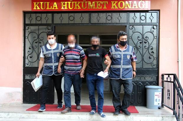 Kula'da fuhuş operasyonu: 2 kişi tutuklandı