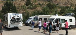 Kamp ve karavan alanlarının tespit çalışmaları başladı