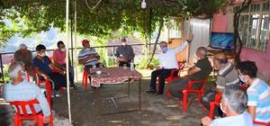 Başkan Kayda, 4 mahallede talepleri yerinde dinledi