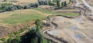 Bozyiğit'in sulama kanalı hizmete sunuldu