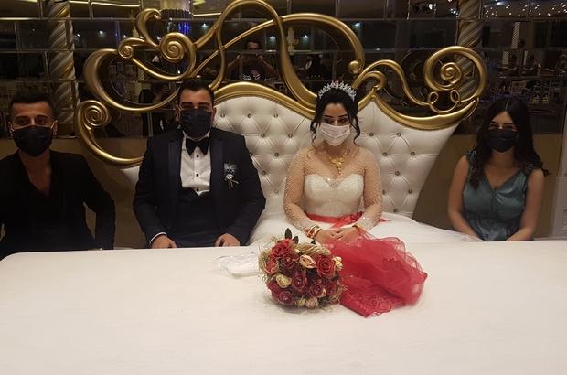 Futbol hakem camiası düğünde buluştı