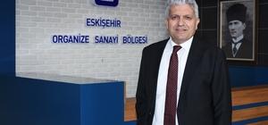 """Sanayide üretim hızla artıyor Eskişehir OSB Başkanı Nadir Küpeli; """"Sanayide çarklar dönüyor"""""""