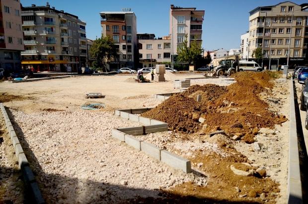Demirtaş parklarıyla nefes alacak Osmangazi'den Demirtaş'a iki yeni park