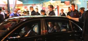 Cumhurbaşkanı Erdoğan babaocağı Güneysu'da