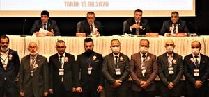 MHP Kırşehir Merkez İlçe başkanlığında değişim