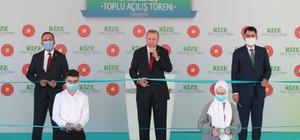 """Cumhurbaşkanı Erdoğan: """"İnşallah yarınlar bugünlerden daha güzel olacak"""" Cumhurbaşkanı Recep Tayyip Erdoğan: """"Tartışmaları kendi mecrasından çıkartıp ülkenin ve milletin kutlu yürüyüşünün önünde bir takoz haline getirmeye kalkanlara göz yumamayız"""" """"Kendi ajandalarını kendi zihin dünyalarındaki hesaplaşmaları bizim üzerimizden görmeye kalkanları ise hiç kusura bakmasınlar asla izin vermeyeceğiz"""""""