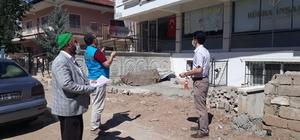 Kırıkkale'de yerel filyasyon ekipleri faaliyetlerine başladı