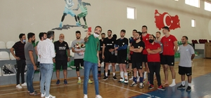 Solhan Spor'a destek ziyareti