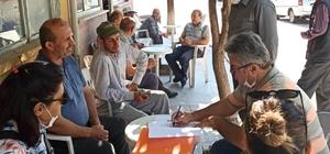 Çiftçi ürettiği ürünleri online sistem üzerinden satacak Vize'de DİTAP çalışmaları devam ediyor