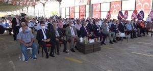 """MHP Kongresinde 'Cumhur İttifakı' vurgusu: """"Türkiye küresel güç olacak"""" MHP Kırıkkale Merkez İlçe Başkanlığı Kongresi yapıldı"""