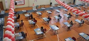 Ağrı'da Deneyap Uygulama Sınavı yapıldı