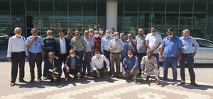 KÖYDES'e İl Genel Meclisi ve muhtarları temsilen üye seçimi gerçekleştirildi
