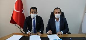 Bingöl'ün Solhan ilçesinde doğalgaz için imzalar atıldı