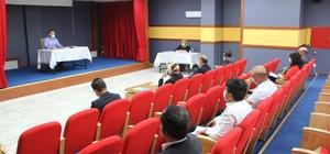 Ağrı'da ilçe milli eğitim müdürleri toplantısı yapıldı