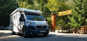 Kamp Karavan Turizmi Saha Çalışmaları Karabük etabı tamamlandı