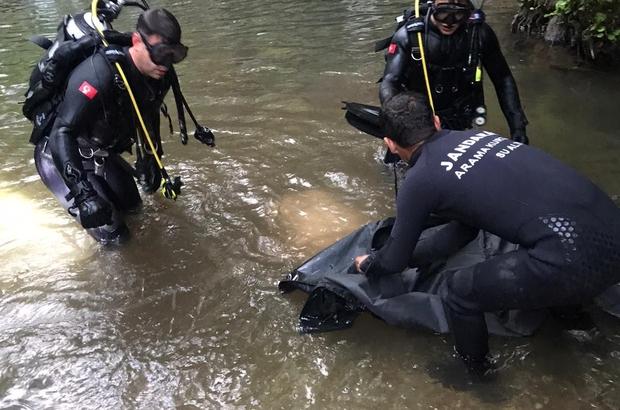 Kırklareli'de 1 kişi derede boğuldu