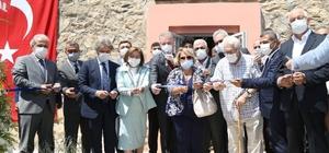 Bakan Yardımcısı Demircan Yesemek'i ziyaret etti