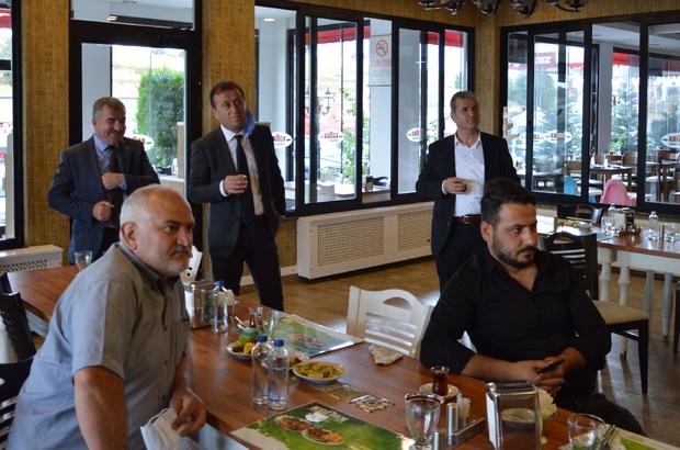 """Başkan Özdemir: """"Kılavuz Ormanı için projelerimiz hazır"""" Başkan Özdemir: """"Doğalgaz müjdesi milletimiz için tarihi bir dönüm noktası"""""""