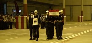 Şehit Kıran'ın cenazesi memleketi Çanakkale'ye getirildi