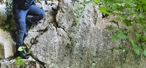 Mantar toplarken kaybolan şahısları jandarma 1 gün sonra buldu