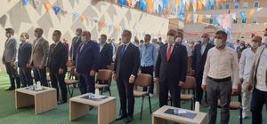 AK Parti'nin Tercan, Üzümlü, İliç ve Refahiye ilçe kongreleri yapıldı