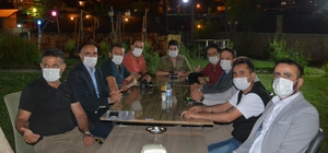 AK Partil'i Gür'den maske ve sosyal mesafe uyarısı