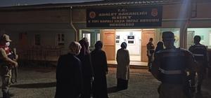 Siirt'te haklarında kesinleşmiş hapis cezası bulunan 5 kişi yakalandı
