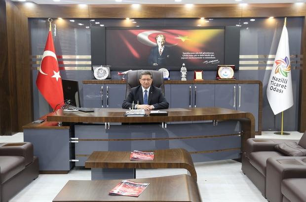 """NTO Başkanı Arslan, """"Nazilli'de kapsam içine alınmalıdır"""""""
