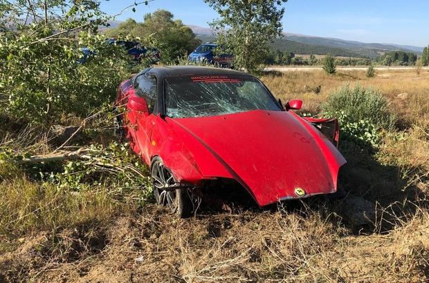 Gümüşhane'de trafik kazası: 1 ölü Sabah göreve giderken kaza yapan Jandarma Uzman Onbaşı Tarık İnce hayatını kaybetti