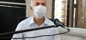Başkan, belediye hoparlöründen vatandaşları uyardı