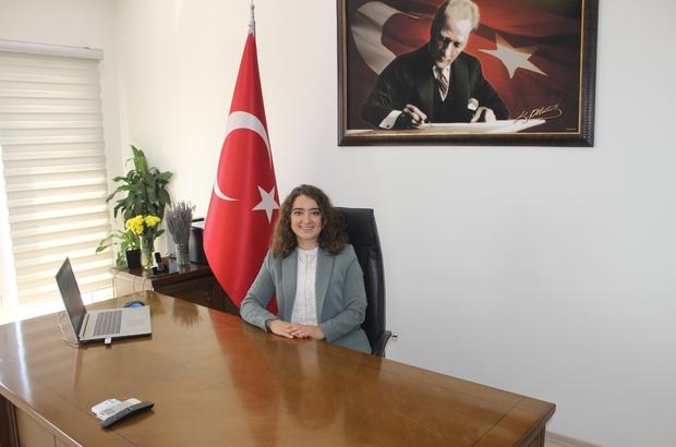 Sinop'un İlk Kadın Kaymakamı Oldu